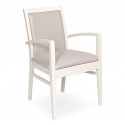 Chaise avec accoudoirs Eden©